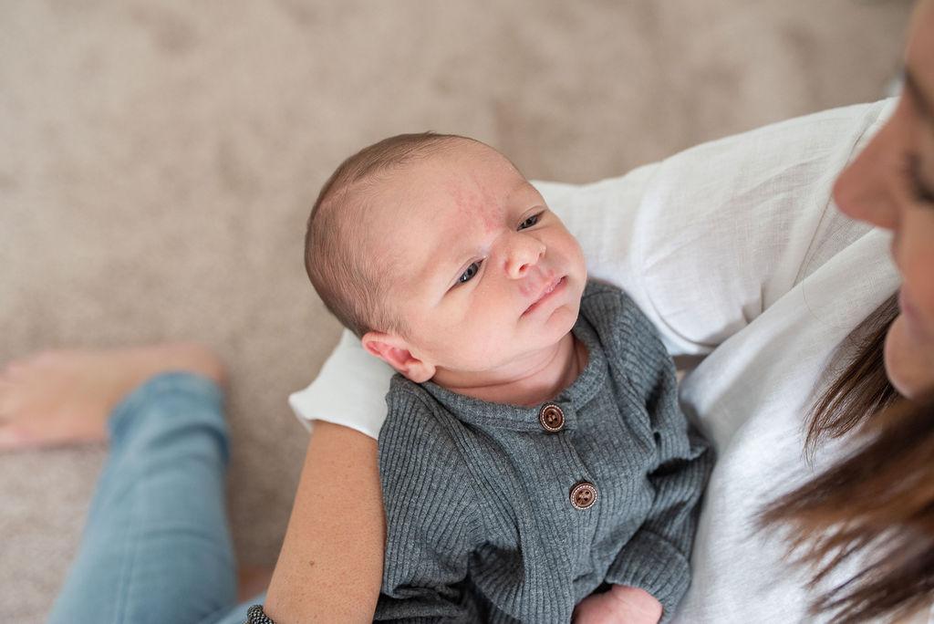 baby-Gulf Breeze newborn photographer-Ann Mangum Photographer