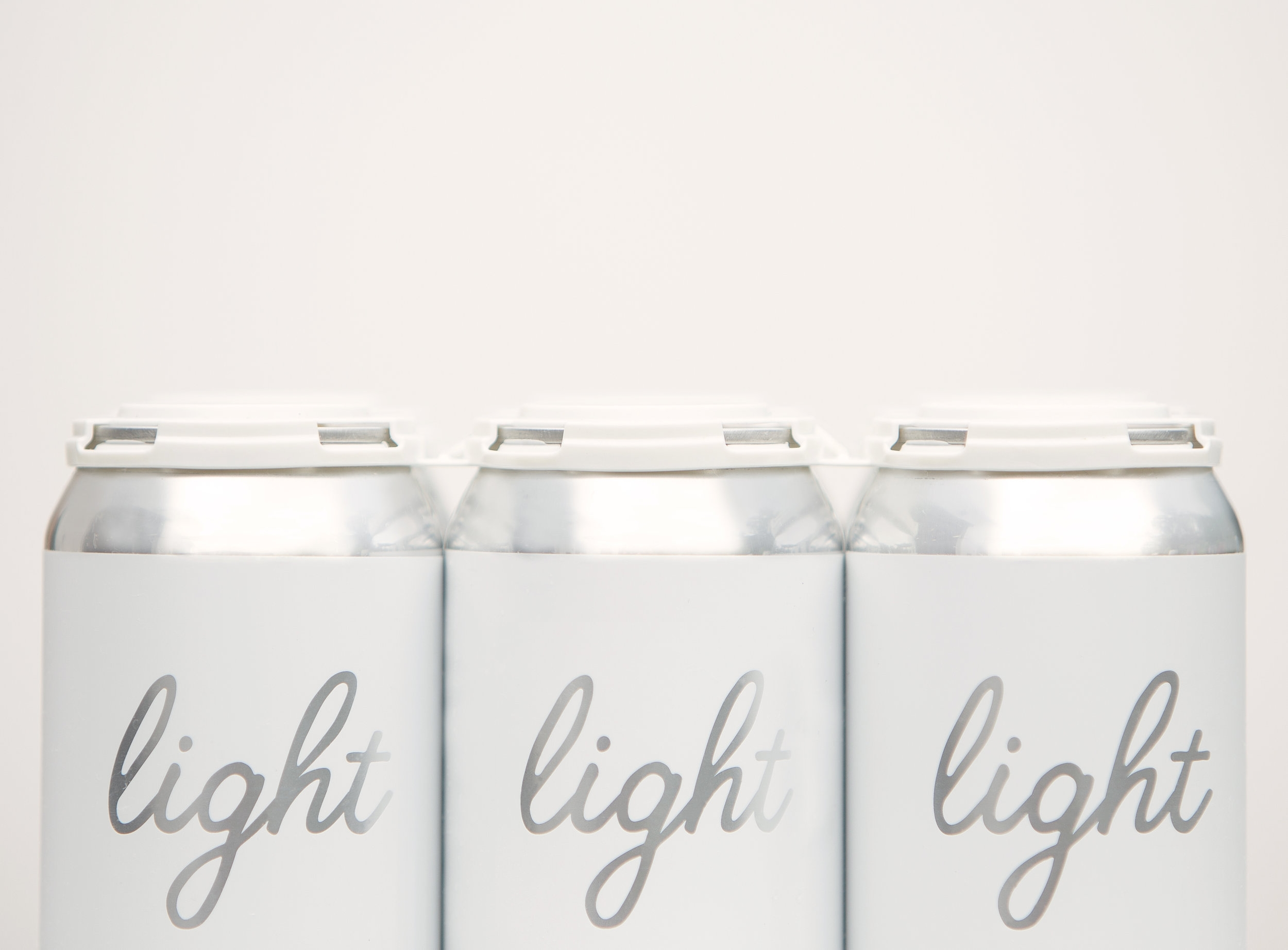 Photo of cans of Feel No Way Light