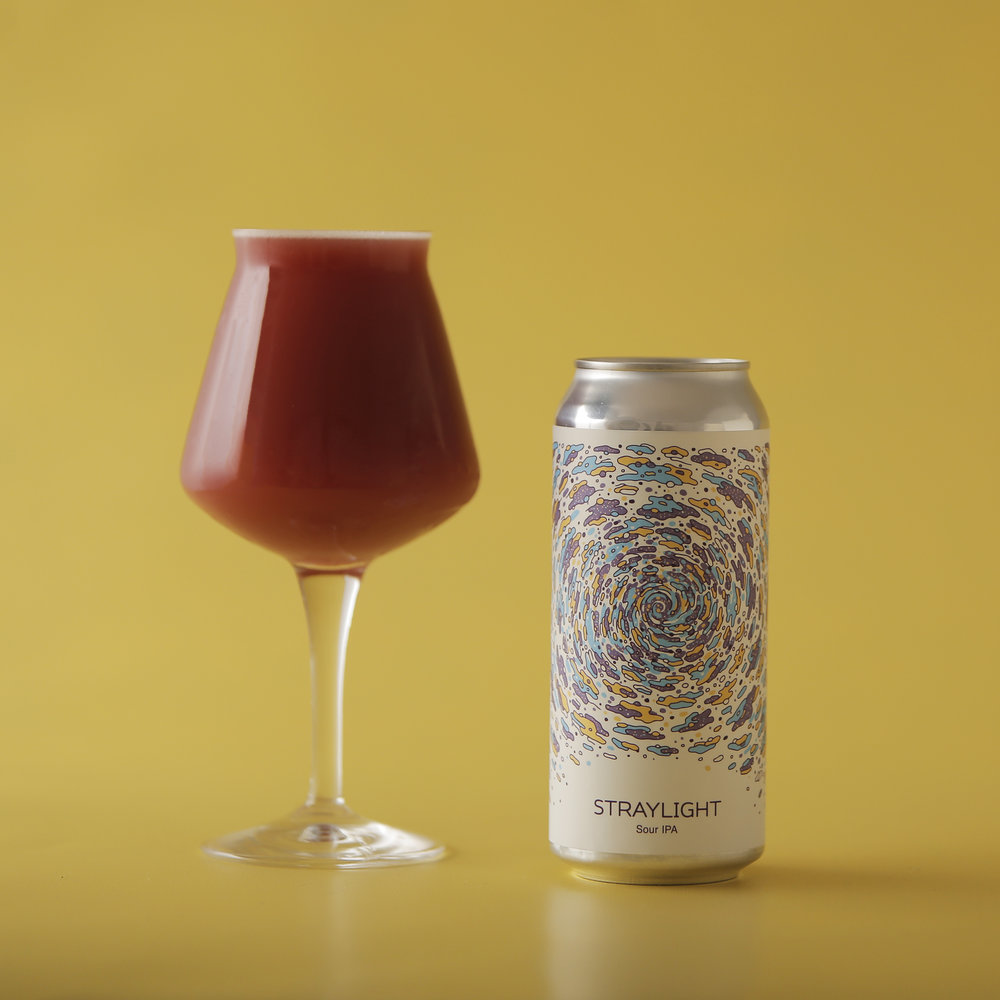 Photo of Straylight in a can and Teku