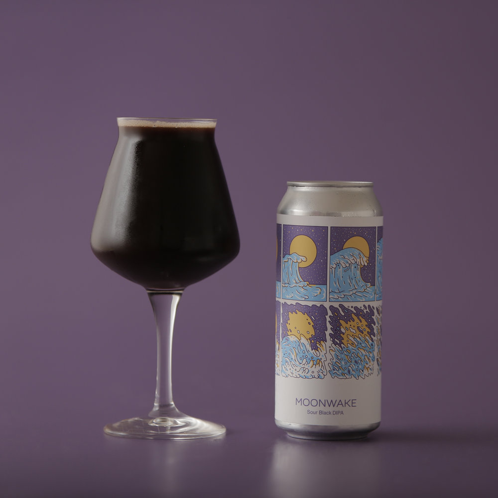 Photo of Moonwake in a can and Teku