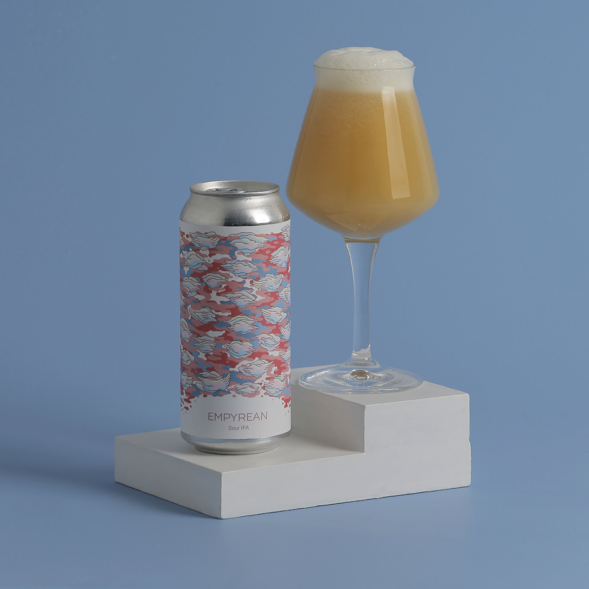 Photo of Empyrean in a can and Teku