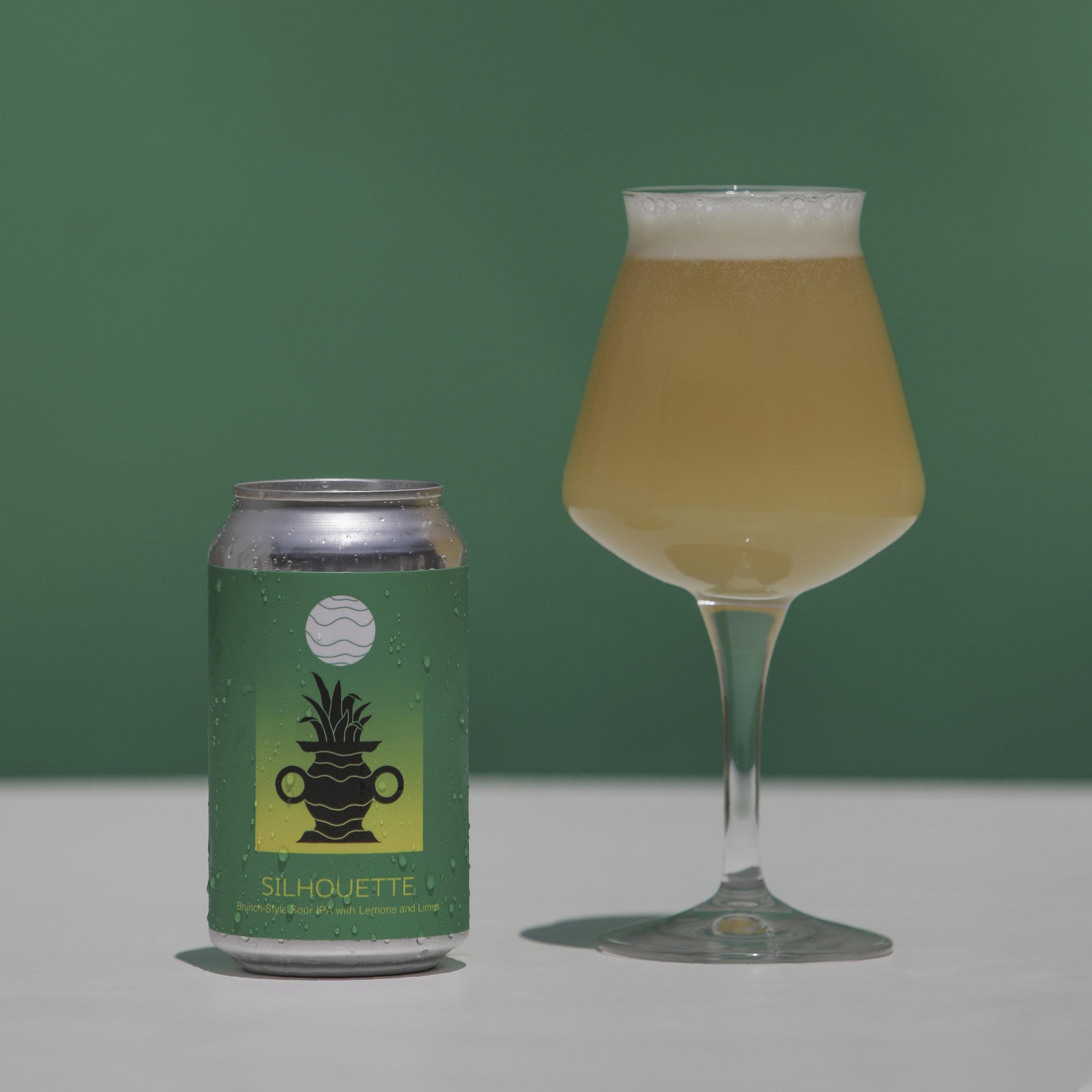 Lemon-Lime Silhouette