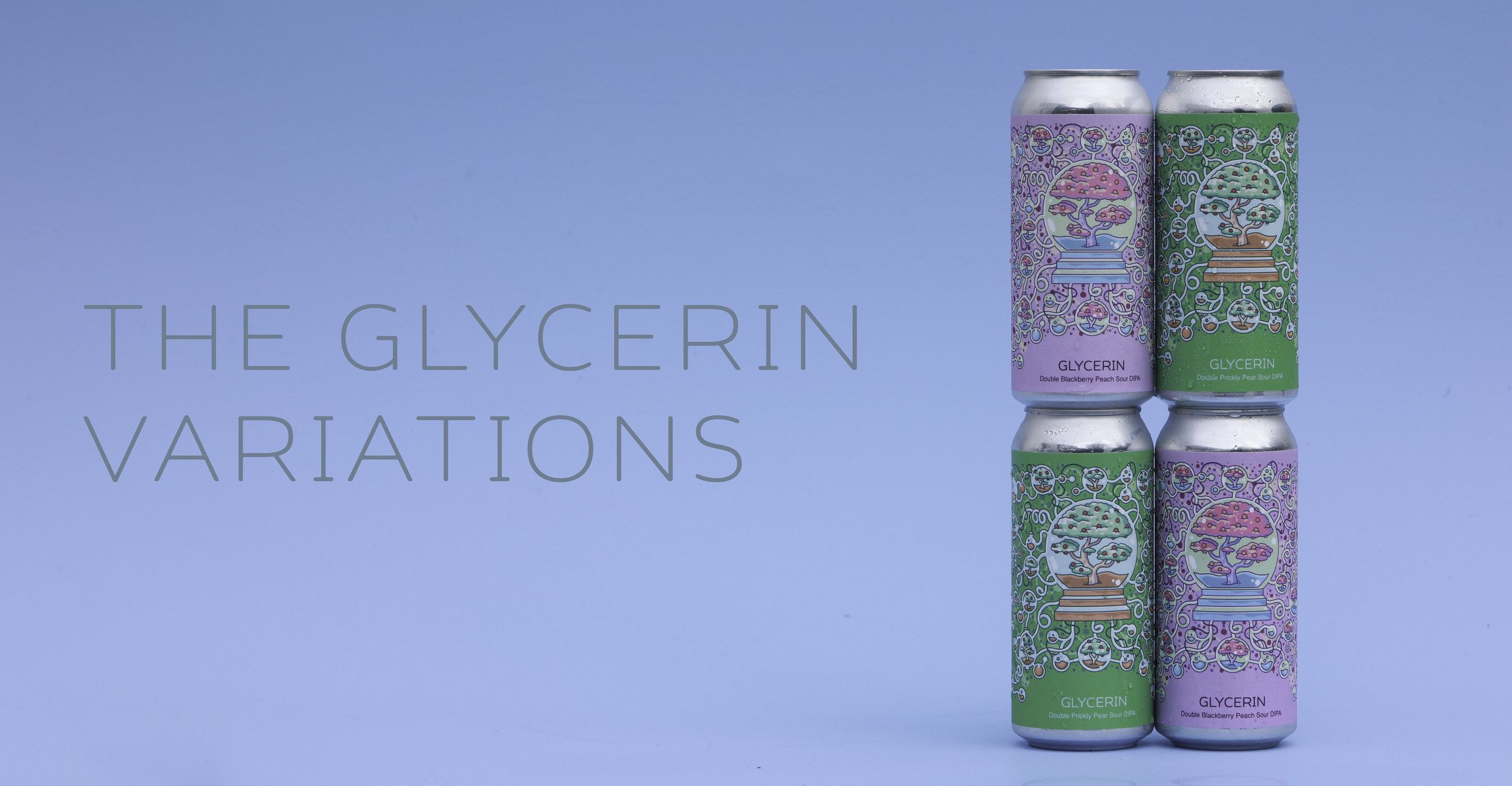 Photo of the Glycerin Variations