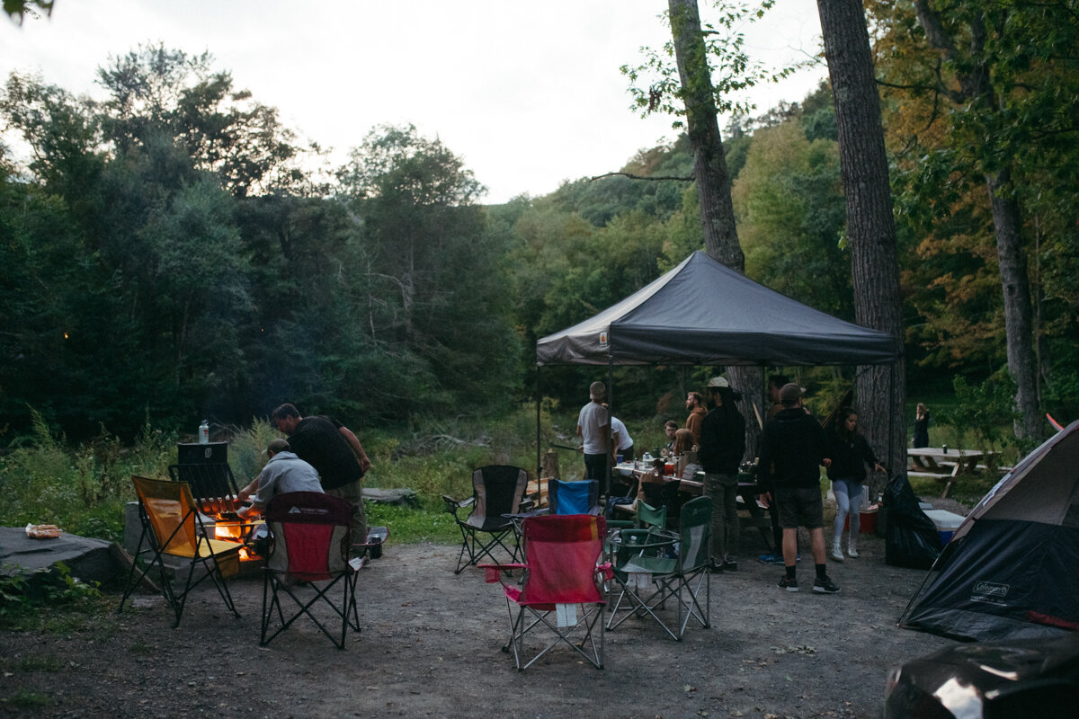 Photo of Hudson Valley Brewery at Woodland Valley Campgrounds