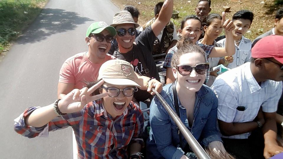 Thanks for a wonderful Myanmar adventure, friends!