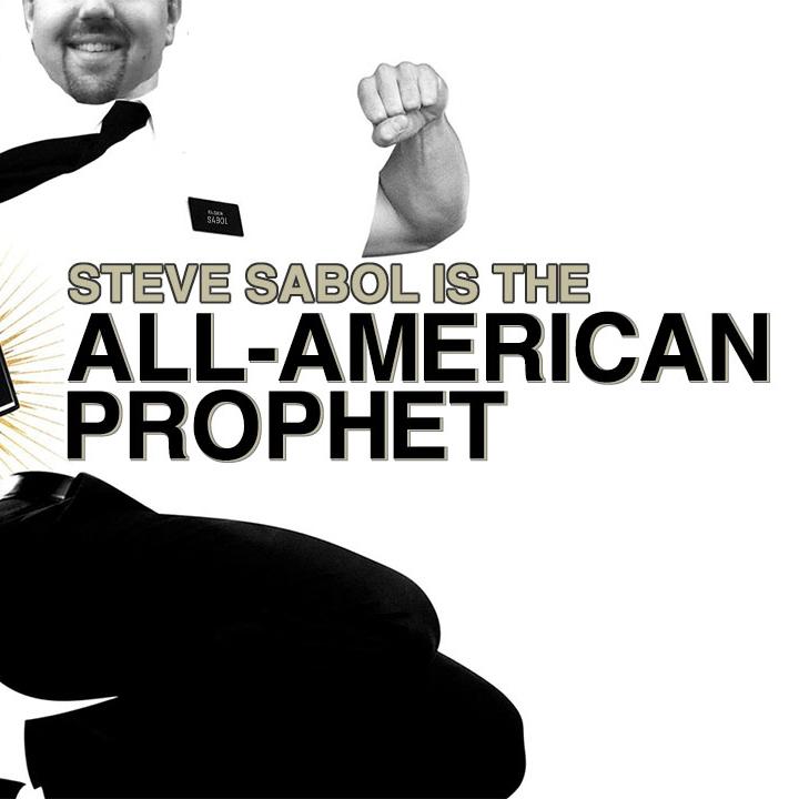 Steve Sabol is the All-American Prophet