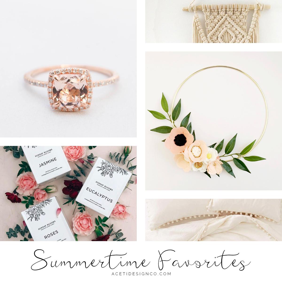 summertime favorites.jpg