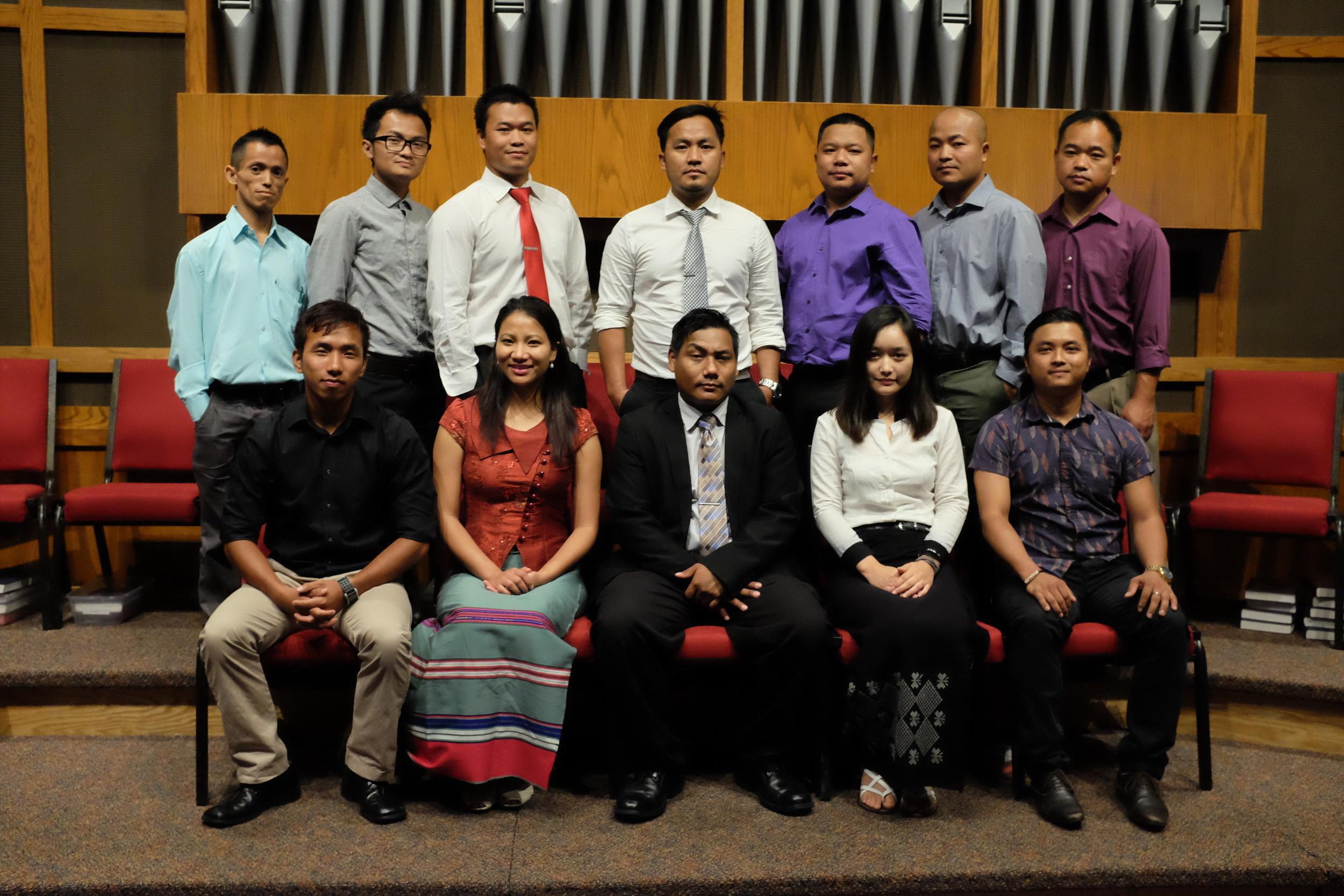 2015 MPCYF Committee