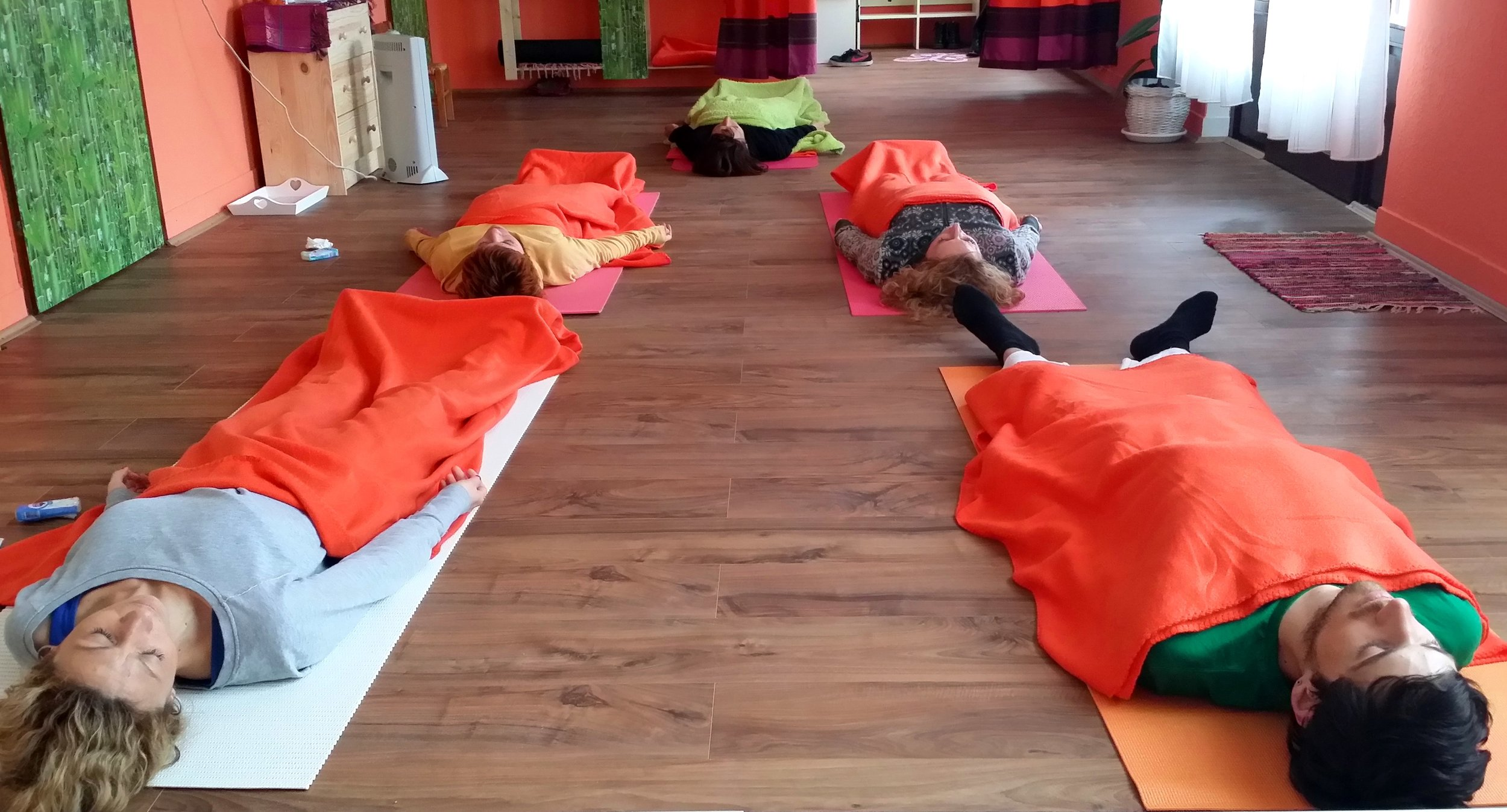 Yoga Nidra with Devi, Datta Tapovan Serbia, 2016.jpg
