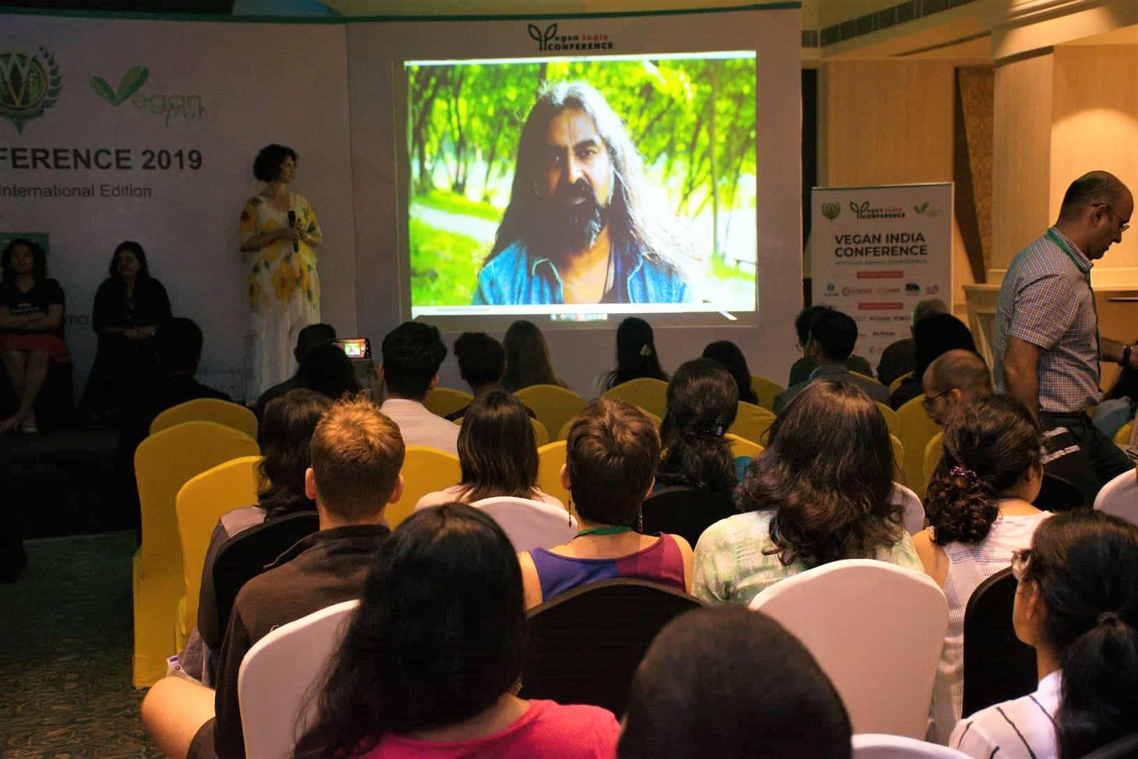 Audience wathcing Mohanji video at VIC.jpg