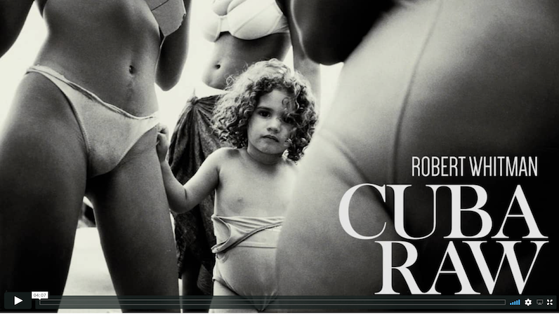 Resource Magazine: CUBA RAW - Film Documents A Photographer's Love Affair With Cuba -