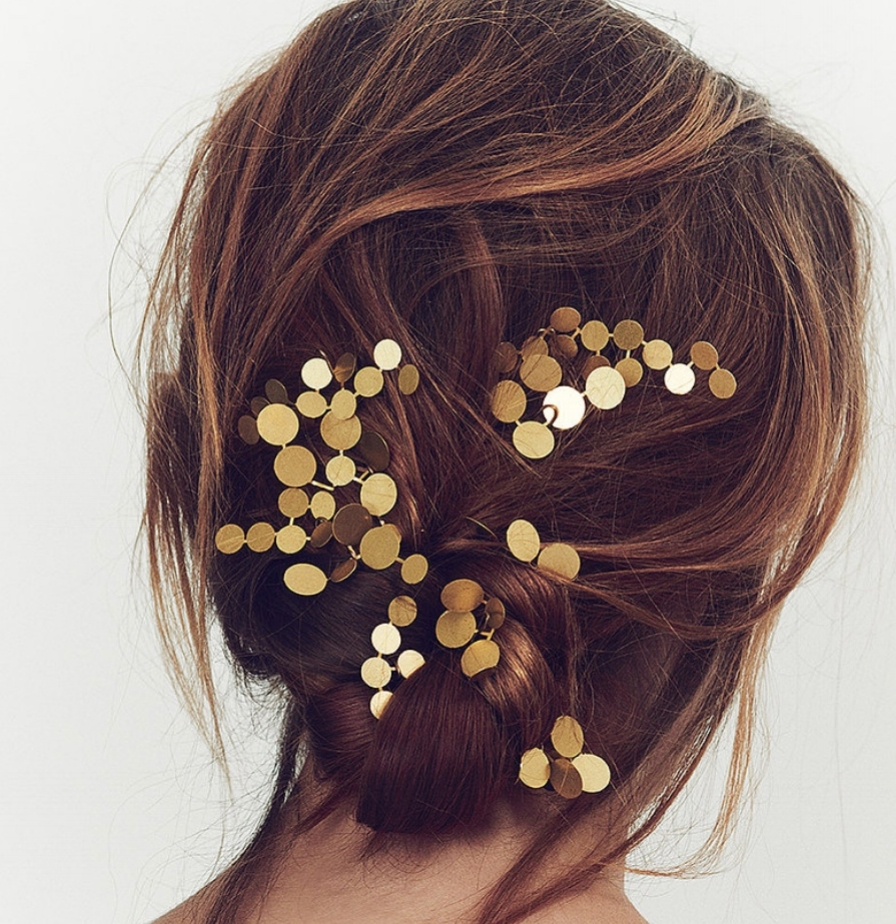 Constellation Hair Pins by Luna Bea