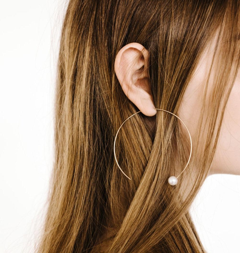 Jane Earring by Roque