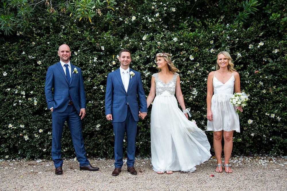 Brooke and Sam's wedding. Ceremony: Vue de Lumieres. Reception: Vue de Lumieres. Photography: images by Lou O'Brien www.imagesbylouobrien.com