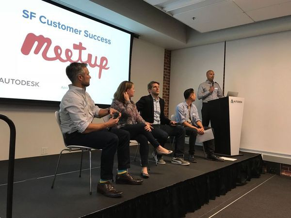 Speaking on a panel for the SF Customer Success Meetup (highly recommend    attending    a monthly meetup!).  Topic: Business Reviews.