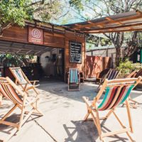 Coconut Surf - Hostal (2015-2018) - Situated in the heart of San Juan, this hostel was accommodating over 14 back packer at the time from around the world. Also,offering ;renting, selling all type of surf equipment and offering beach shuttle + surf lessons at the beaches