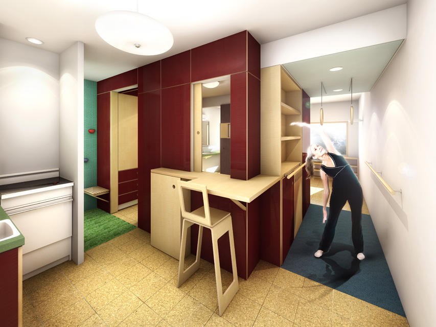 Apartment 'A'