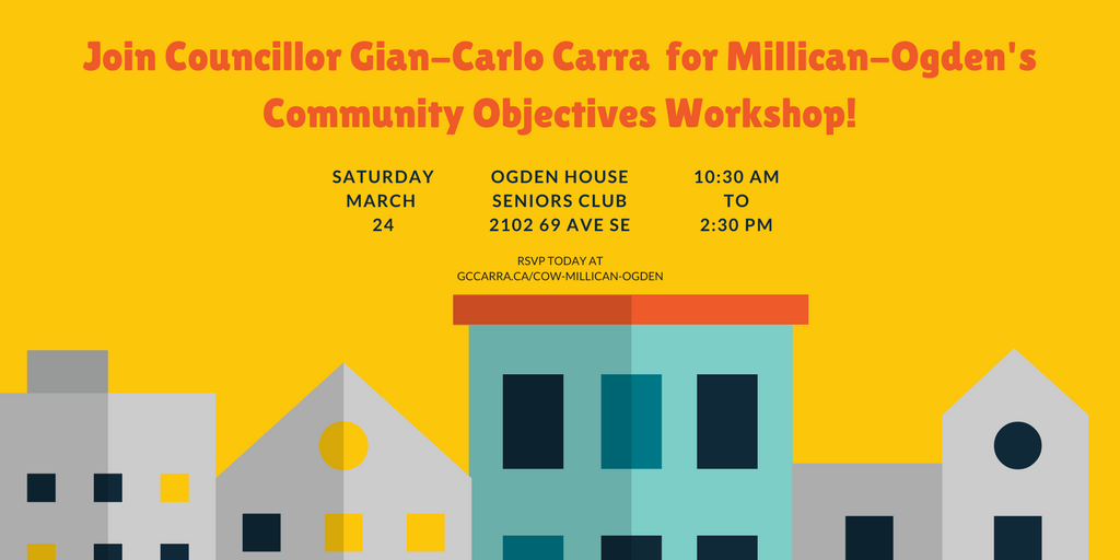 Join your Team Ward 9 in preparing the Strategic Plan for the community of Millican-Ogden-Lynnwood on March 24, 2018.