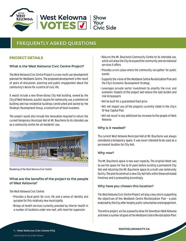 FAQ Document