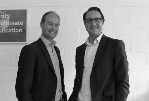 Alexandre Mayaud and Nicolas Delcourt, Keyneosoft's founders