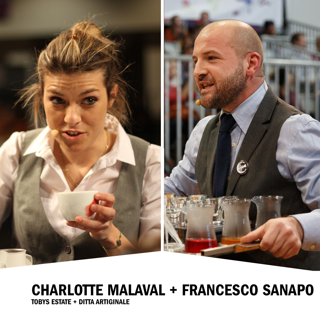 Charlotte & Francesco