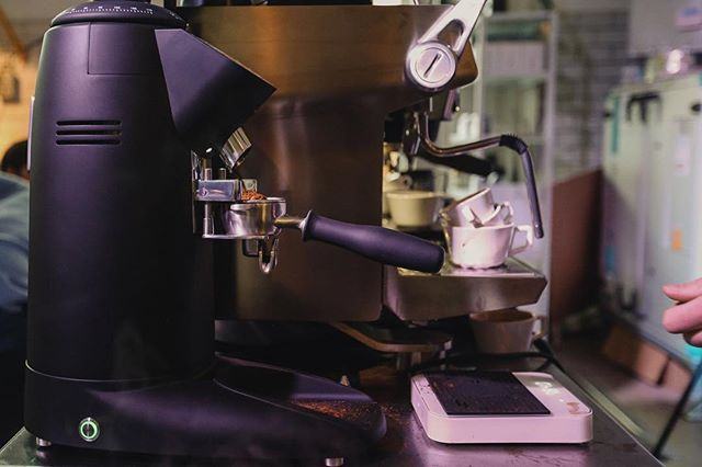 The Barista League: Zagreb + @compakgrinders = A match made in precisely ground heaven. 💞 We're so excited to have @compakgrinders back on our bar in Croatia!⚡️