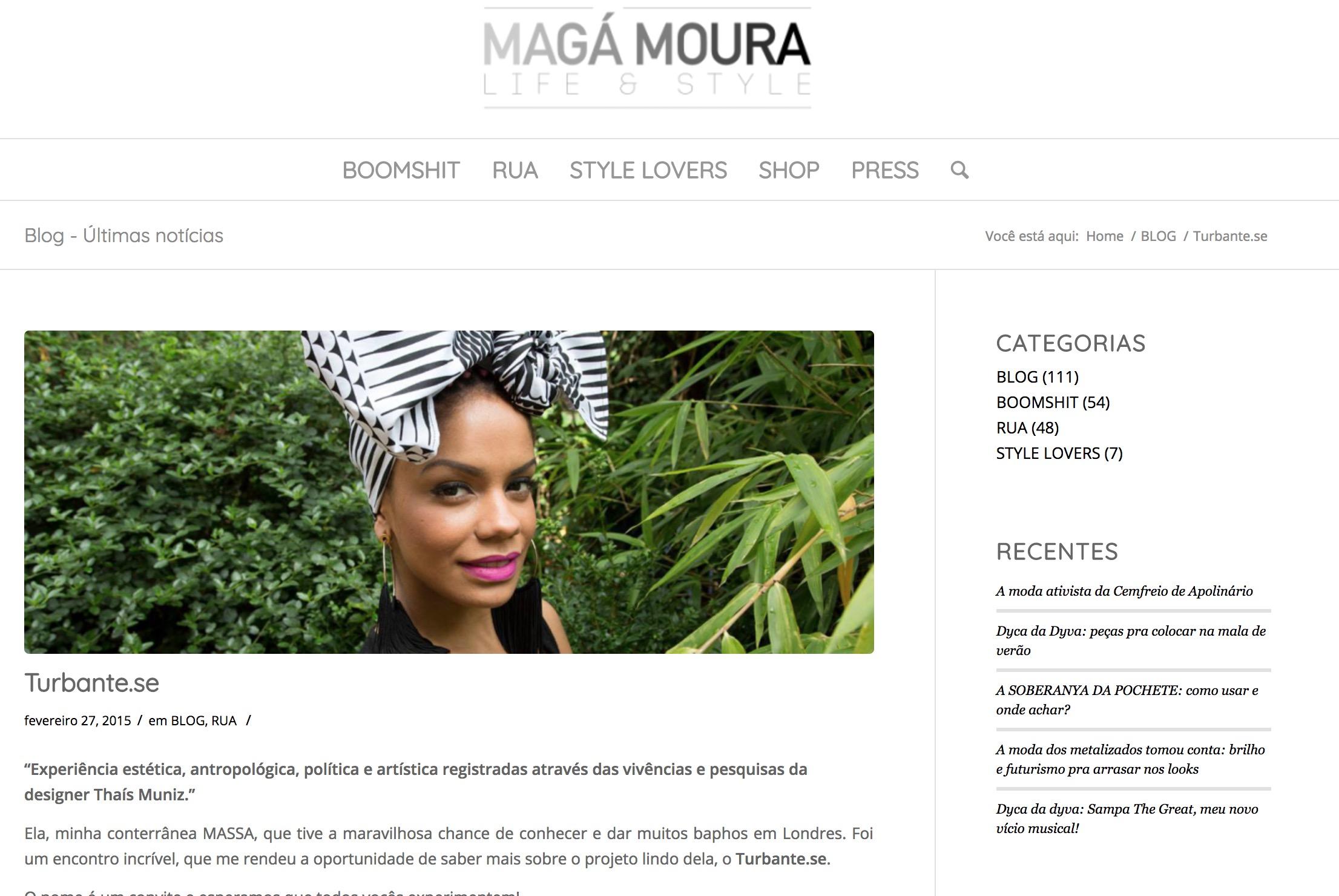 MAGÁ MOURA