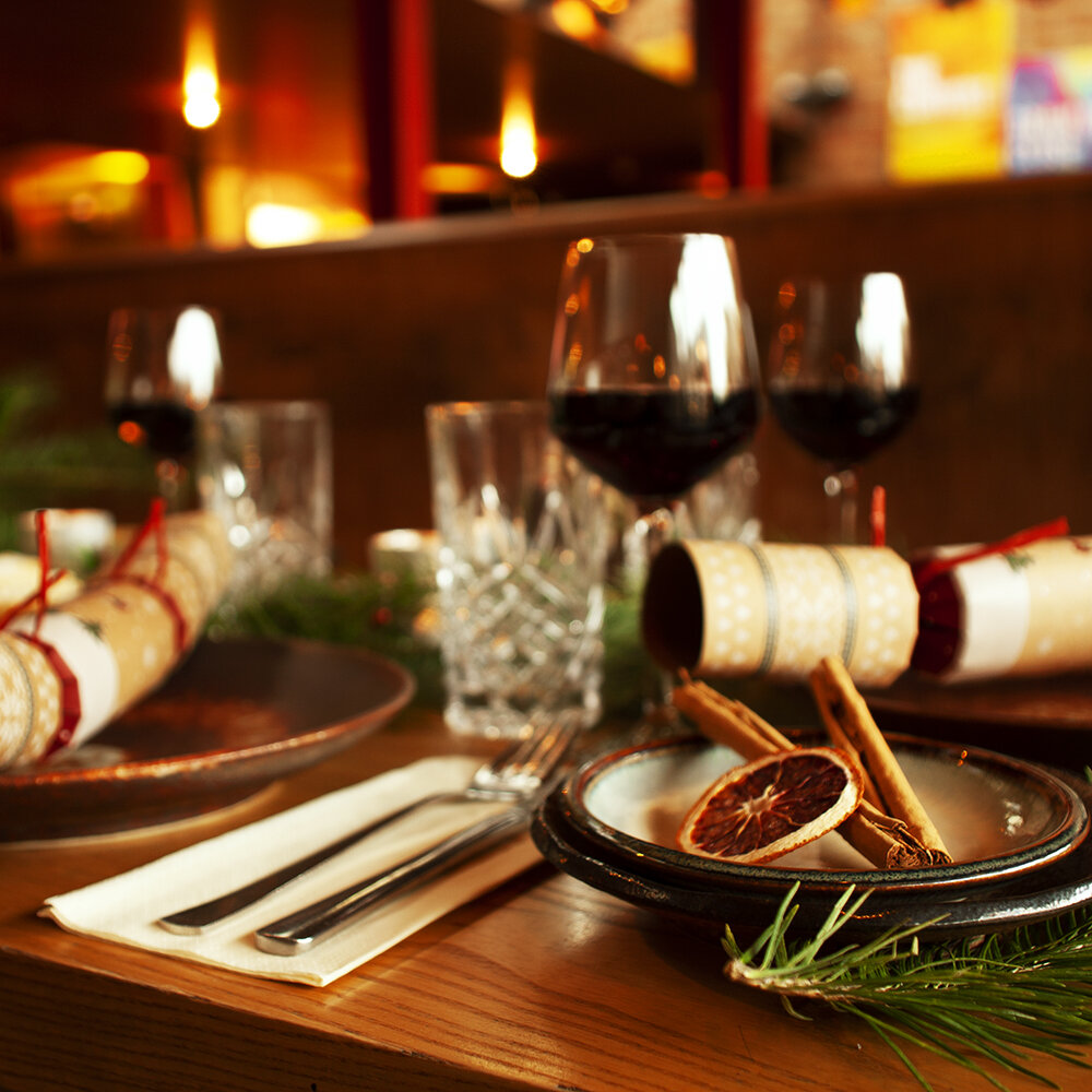 ARE YOU READY FOR CHRISTMAS? - See our menus here!