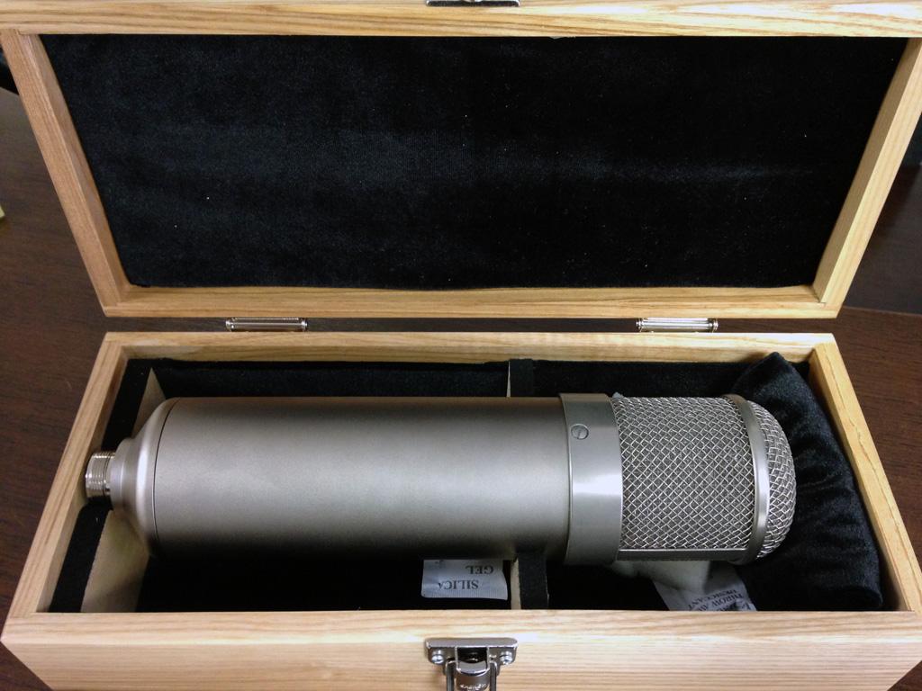 Braingasm - Laboratorio Microfoni Artigianali - U47 Custom