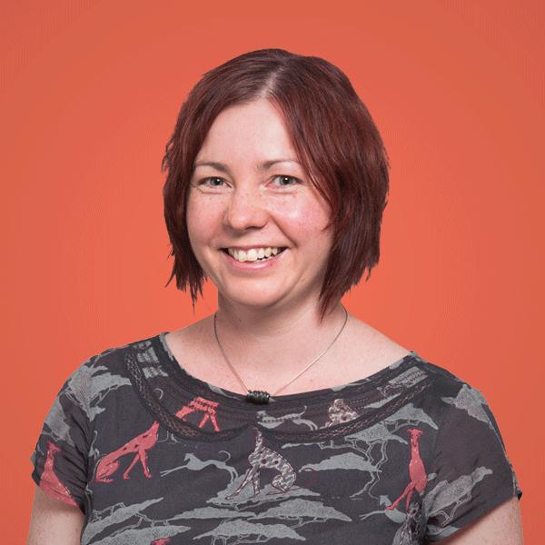 Emma Carter, Research & Evaluation Lead