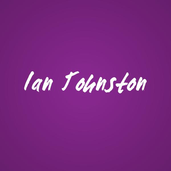 Ian Johnston, Senior Consultant