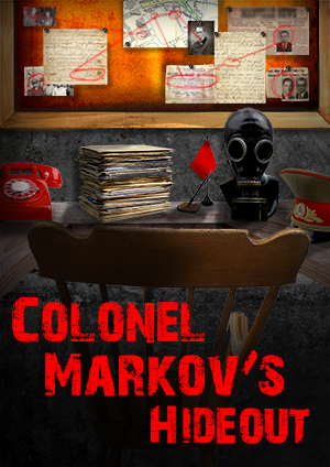 Colonel Markov, a WWII veteran, is the leader of Europe's most dangerous spy ring. Countless secret agents from British Intelligence Agency have been sent back in dead body bags before we could uncover Markov's latest assassination plot which involves several high profile British leaders. We have information of his hideout, it is up to you famous London detectives to infiltrate and secure the plot documents before it is too late.