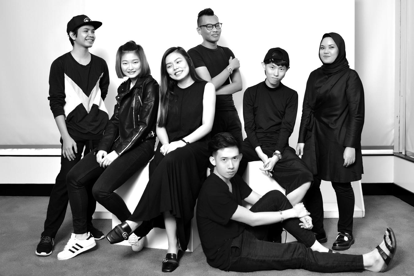 Syamil Fazwan, Ong Pei Yin & Ter Mei Ching, Fiqbah, Loh Teik Lim, Roy Xun,Seza Zulkeple