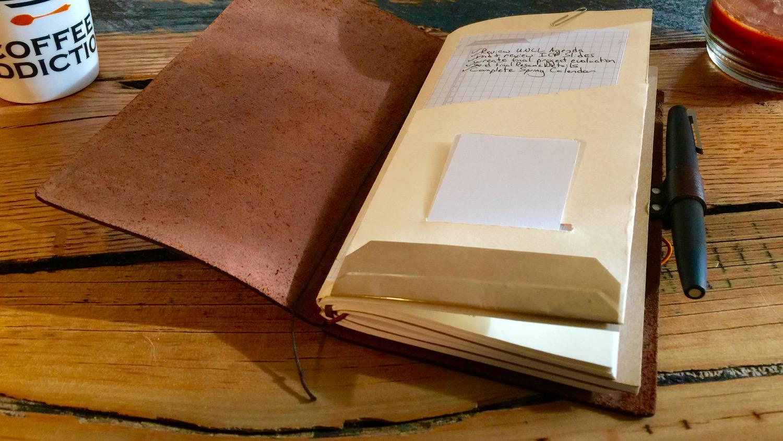 Midori Travelers Notebook Kraft Folder.jpg