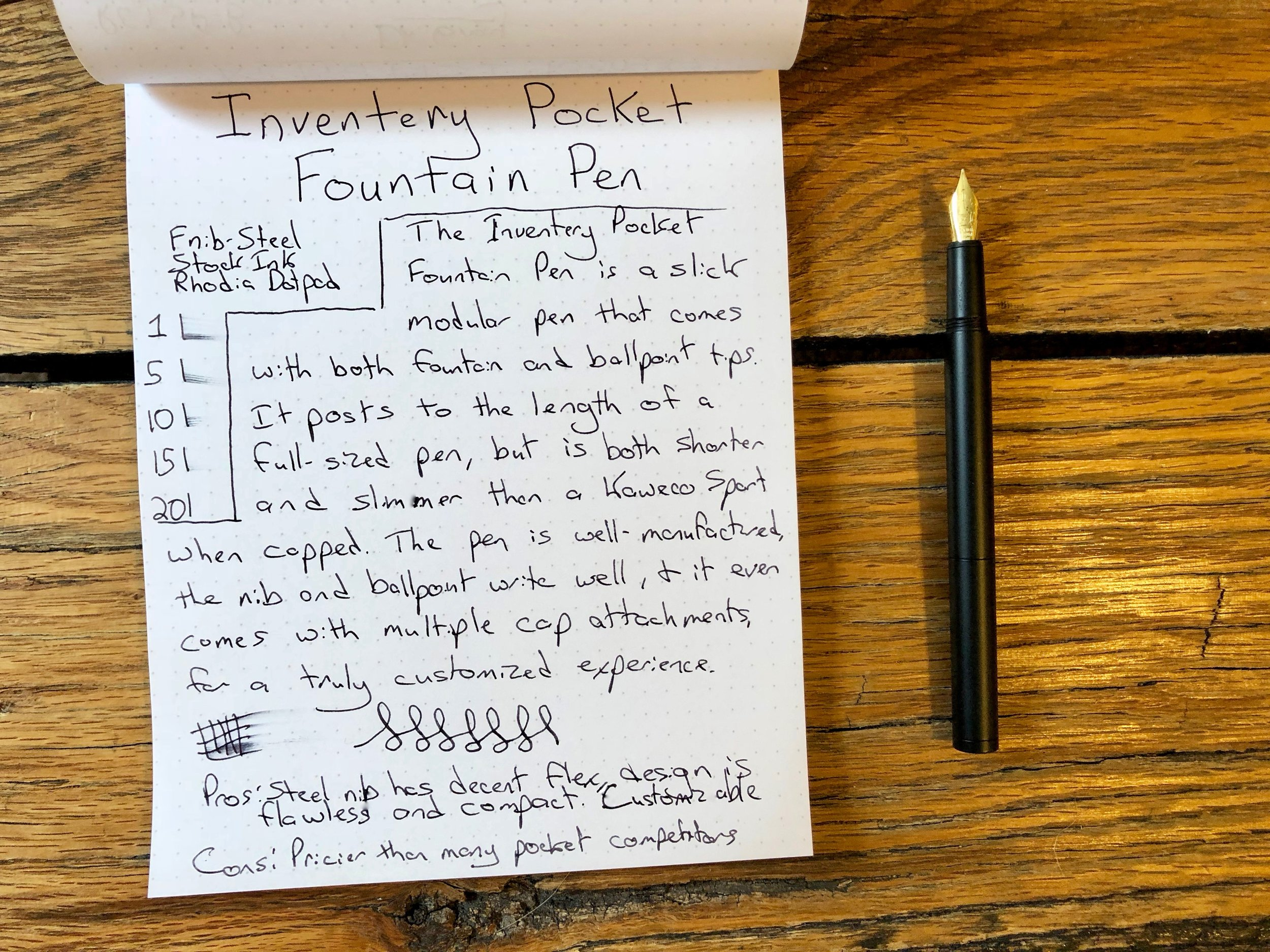 Inventery Pocket Fountain Pen Review Handwritten Review.jpg