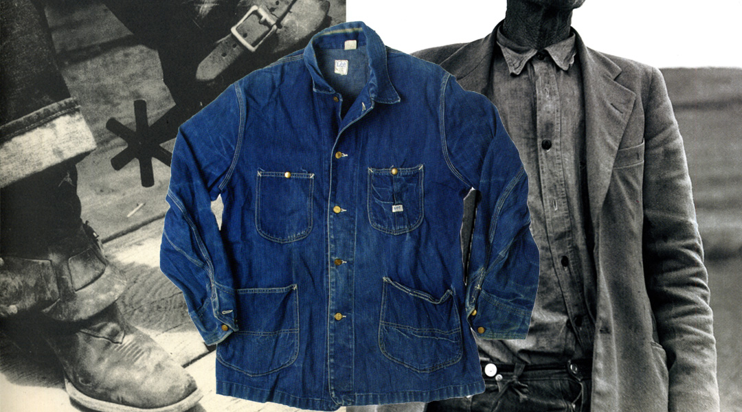 ©Denim from cowboys to catwalks, a visual history of the world's most legendary fabric (2002)