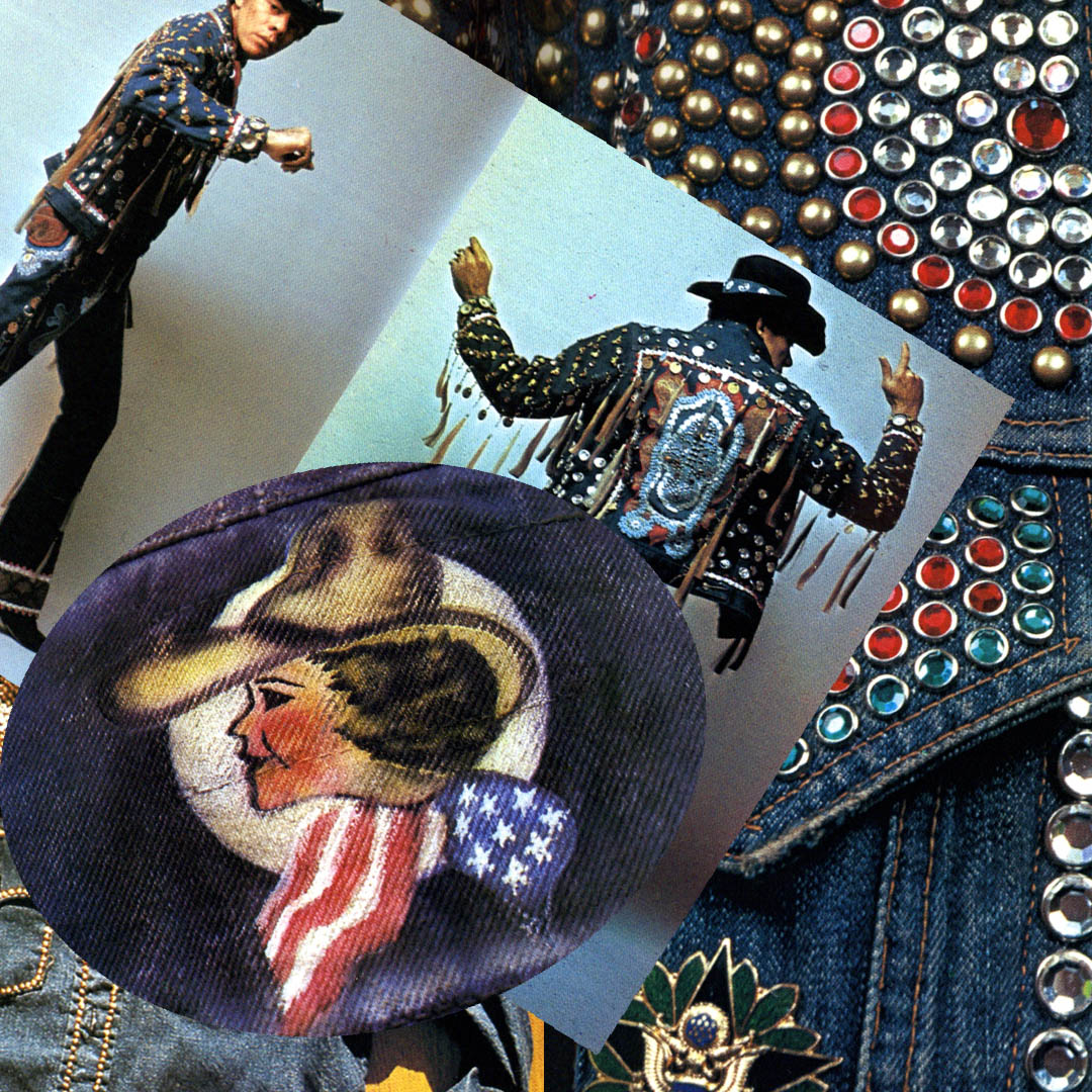 ©American Denim, A New Folk Art