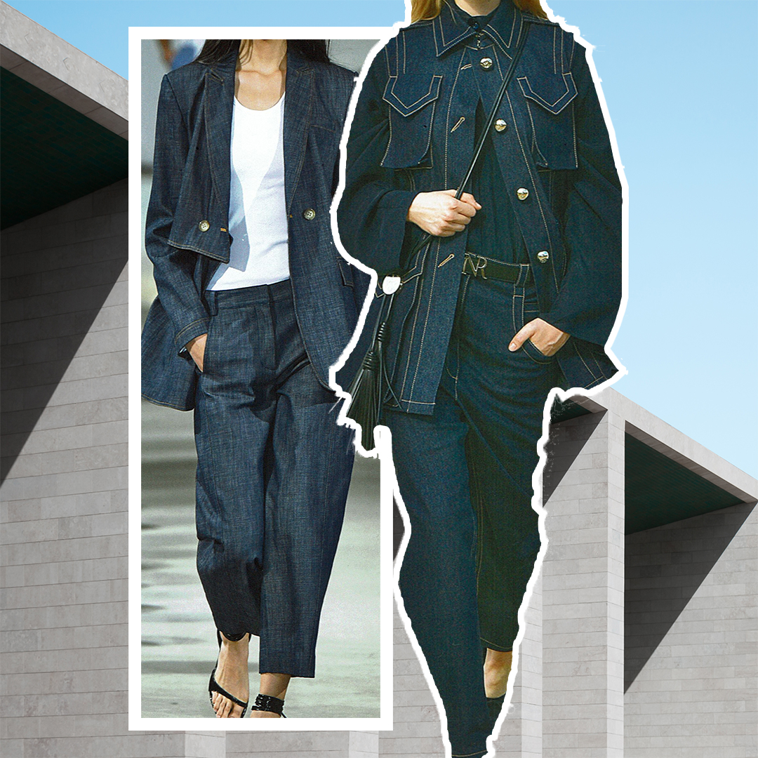 Designers: Left: Tibi | Right: Nina Ricci