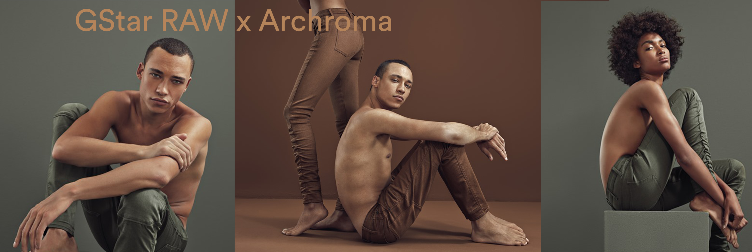 GStar X Archroma