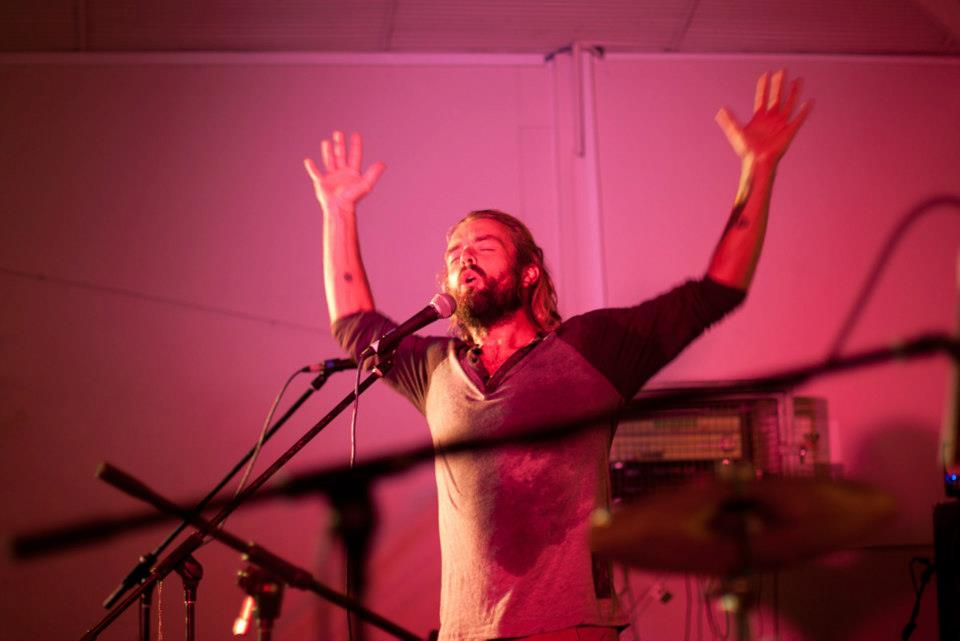 Xavier Rudd performs 'Spirit Bird' at a past PCFML event
