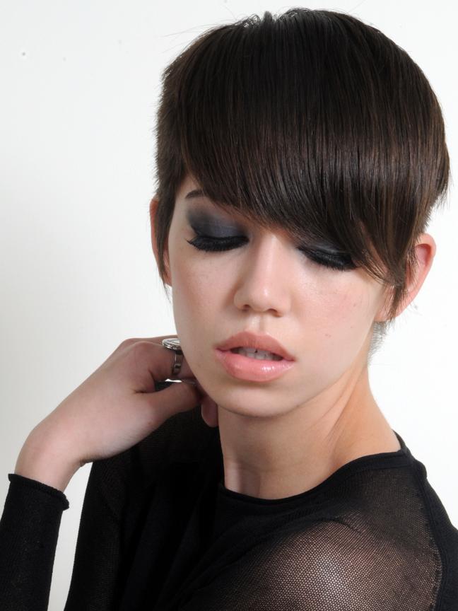 Credits:  Photography & Hair Styling - Riccardo Maggiore  Hair Cut - Donald Scott  Model - Tara