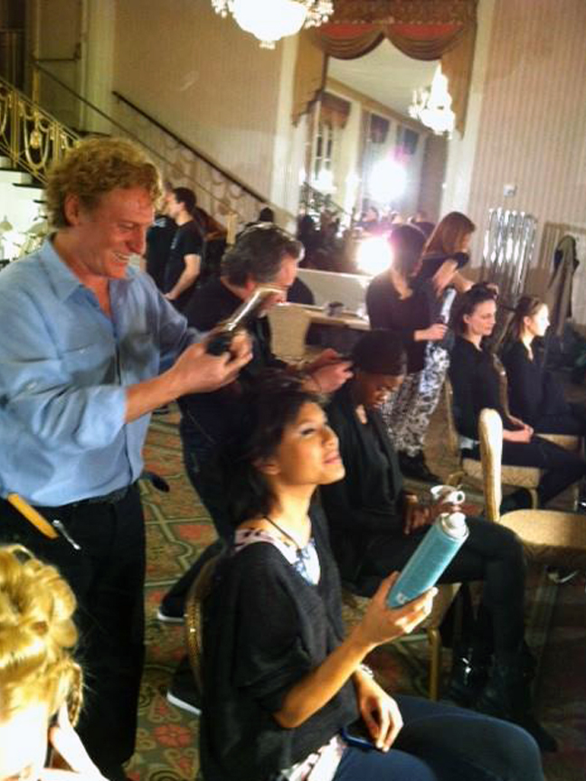 Behind the Scenes - Runway Show - Crohn's & Colitis Foundation