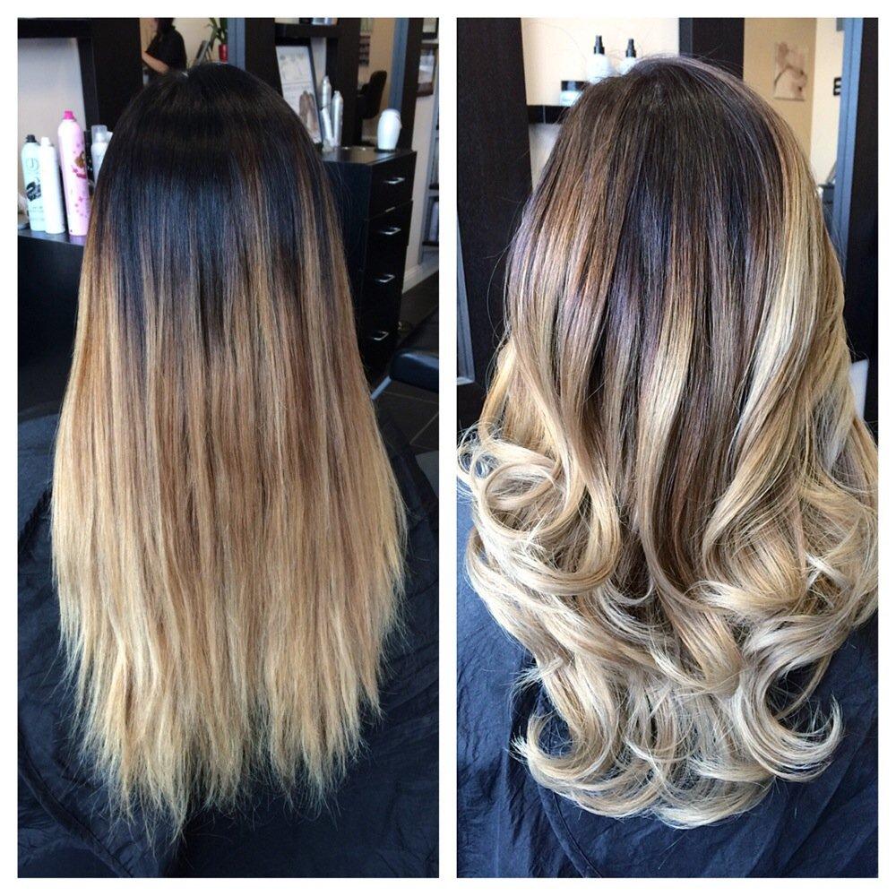 Repair Damaged Hair — Color & Coiffure - Riccardo Maggiore ...