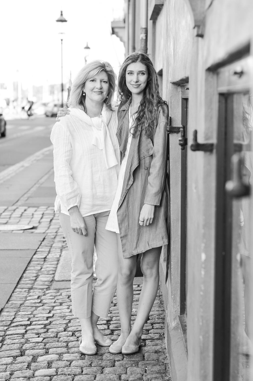 Senior Portraits, Nyhavn, Copenhagen.
