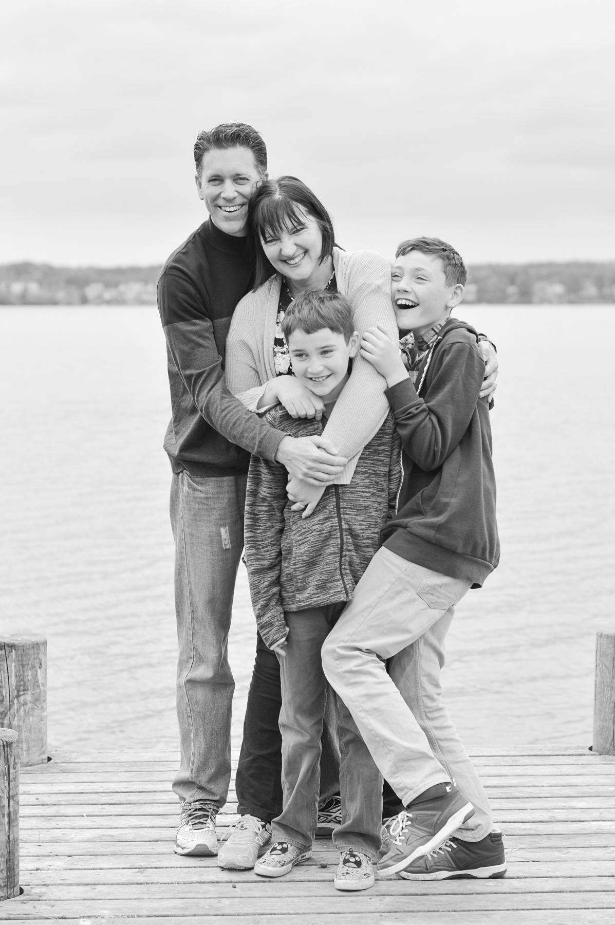 Family Portraits, Denmark.