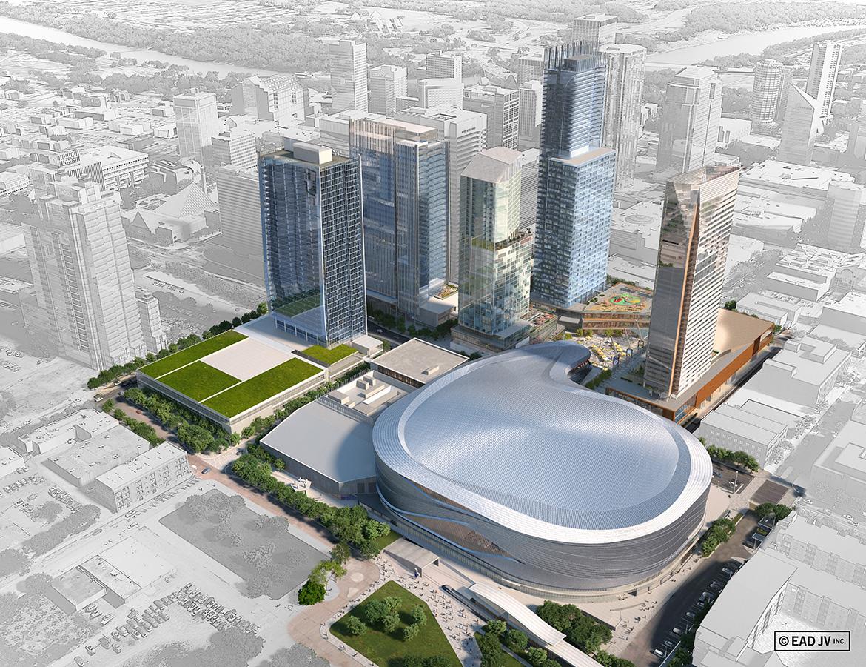 Edmonton Arena District - Block D