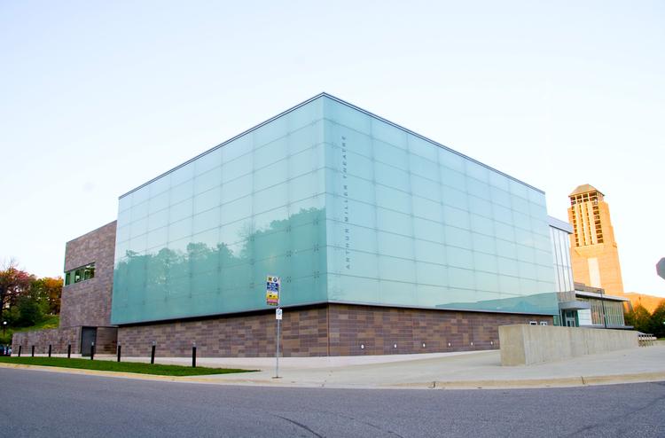 Walgreen Drama Center - Arthur Miller Theatre
