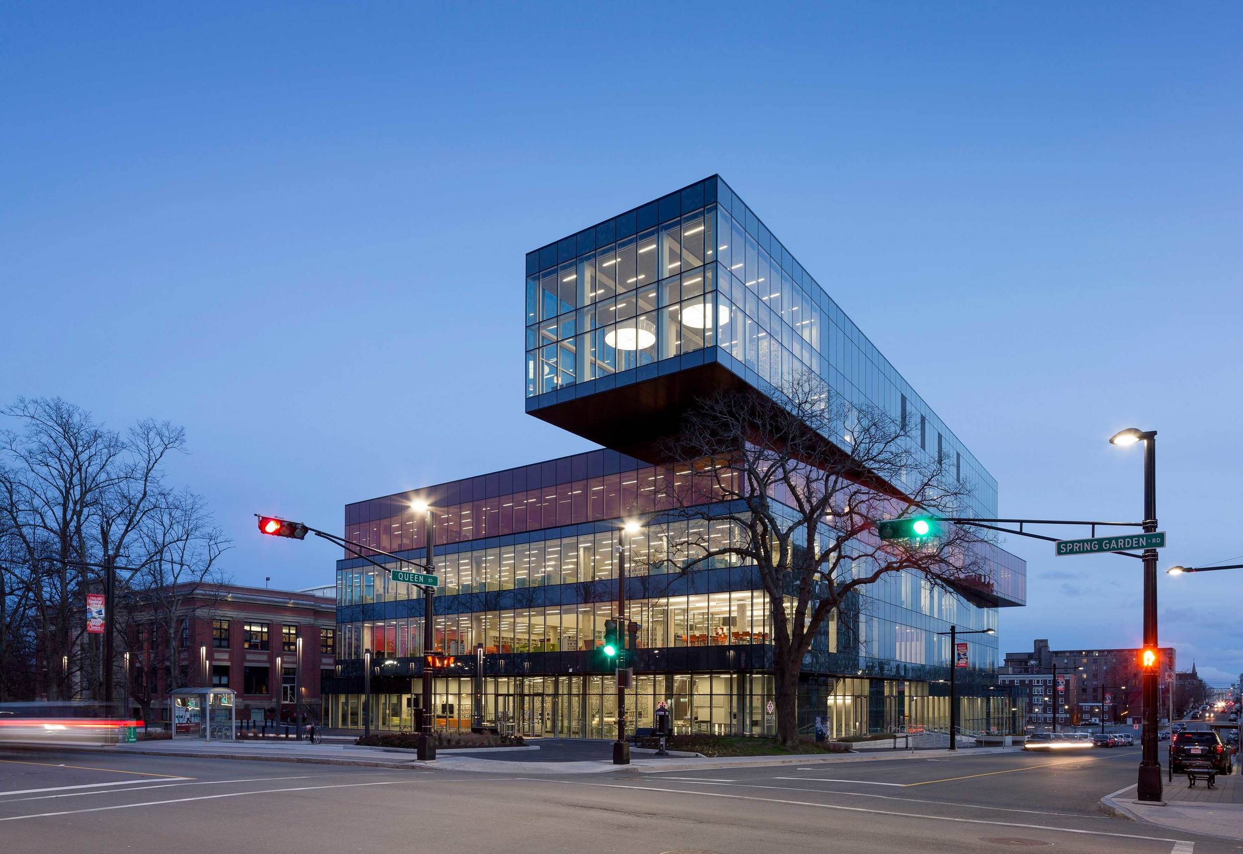 CLIENT/OWNER: City of Halifax CONSTRUCTION MANAGER: EllisDon ARCHITECTS: Fowler Bauld & Mitchell and Schmidt Hammer Lassen LOCATION: Halifax, Nova Scotia