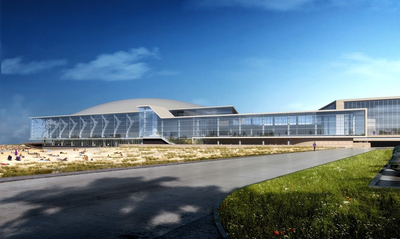 Rendering courtesy of Perkins + Will