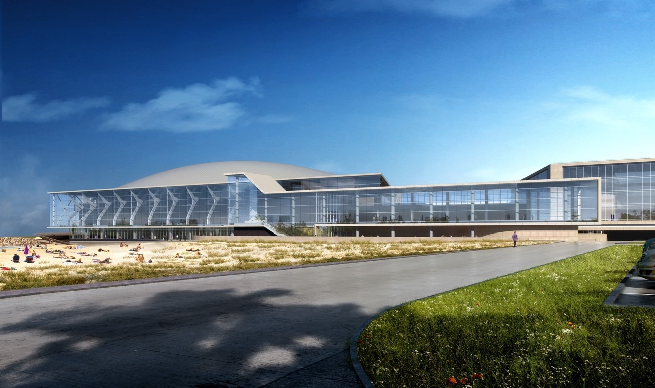 Images courtesy of Perkins + Will